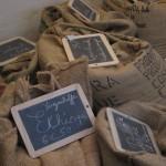 sacs cafe vert